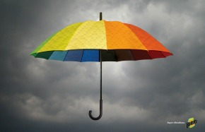 bounty umbrella